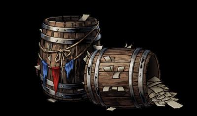《巫師之昆特牌》牌桶