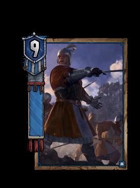Sergent de Kaedwen