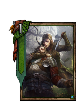 Elven Mercenary