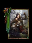 Mercenaire elfe