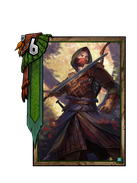 Chasseur demi-elfe