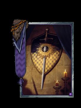 华美的长剑