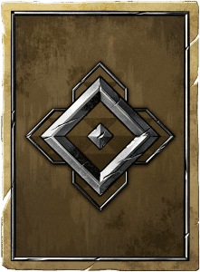 Gwent Card Back